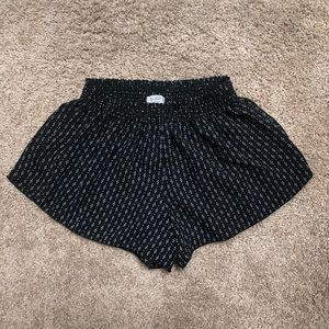 John Galt Brandy Melville Flowy Shorts